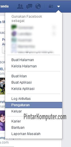 Cara Mengaktifkan Notifikasi Saat Akun Facebook Diakses Orang Lain