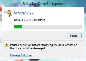 Proses Encryption