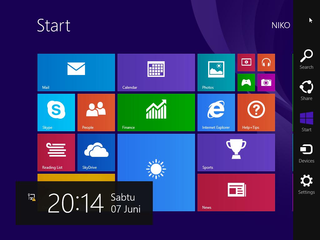 [Panduan Pemula] Tutorial Cara install Windows 8.1 Lengkap Dengan Gambar