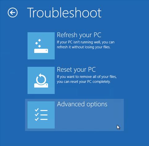 Tutorial Cara Masuk ke Safe Mode Pada Windows 8 (Cara Mudah)