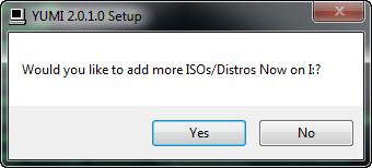 Cara Membuat Multi Bootable di Flashdisk Dengan Menggunakan Yumi