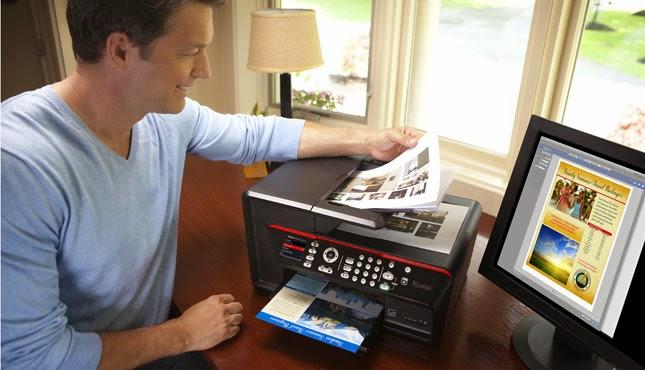 Inilah Untungnya Menggunakan Printer yang Memiliki Koneksi Wifi-nya
