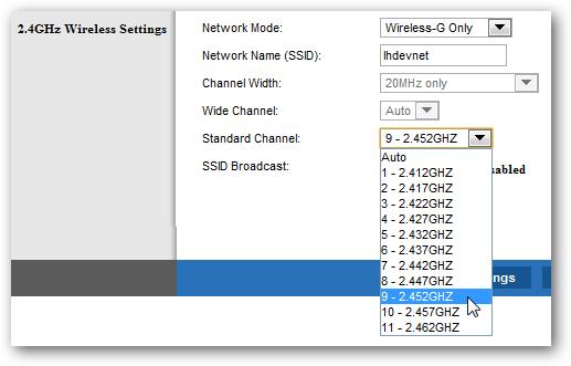 Pemilihan Channel Salah Satu Cara Optimasi Sinyal Wireless