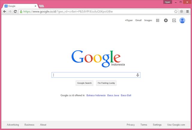 5 Halaman Ini Paling Sering Dijadikan Homepage di Browser