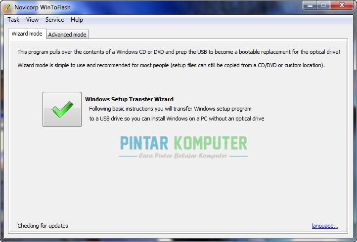 Cara Menginstal ulang laptop/PC Windows 7 Via Flashdisk - egaptek