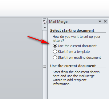 Cara Membuat Mail Merge di Ms. Office Word 2007, 2010, 2013