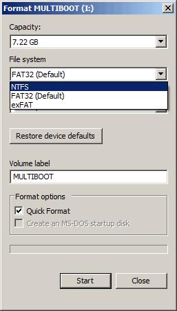 Cara Agar File 4 GB Bisa Dicopy ke Flashdisk