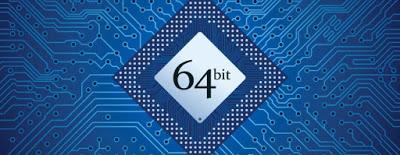 Apa Itu 64-bit Dalam Sistem Komputer ?