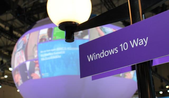Tanggal 29 Juli, Windows 10 Dijadwalkan Rilis Versi Final