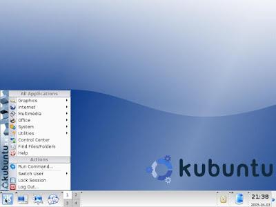 Referensi Distribusi Linux Terbaik Sesuai Kebutuhan- Kubuntu