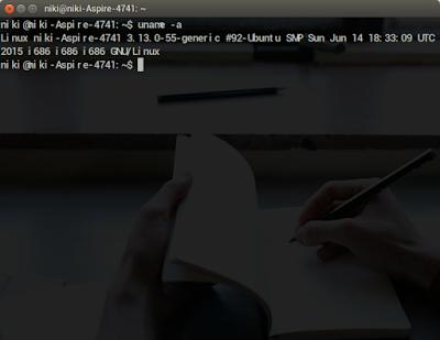 Cara Mengetahui Apa Distro dan Versi Linux Yang Anda Gunakan