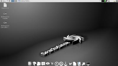 Referensi Distribusi Linux Terbaik Sesuai Kebutuhan - sparky