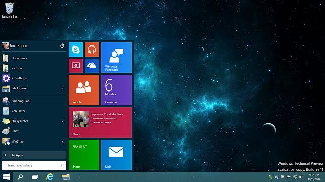 Spesifikasi Hardware yang Dibutuhkan Untuk Menginstall Windows 10
