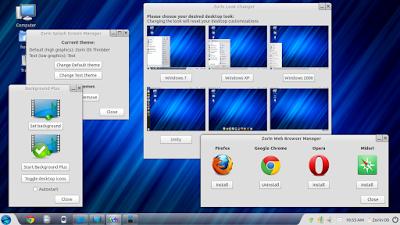 Referensi Distribusi Linux Terbaik Sesuai Kebutuhan - Zorin