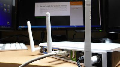 Daftar IP Address Default Semua Router