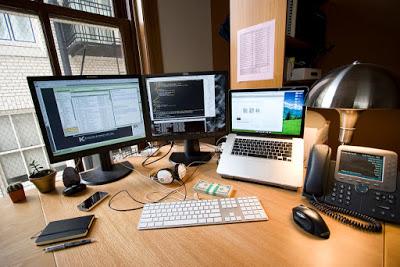 Cara Menggunakan Multiple Monitor Agar Menjadi Lebih Produktif
