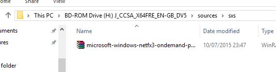 installer net framework 3 5