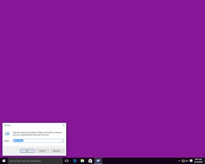 Tutorial Cara Booting Safe Mode Pada Windows 10 - msconfig