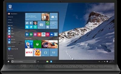 Inilah Spesifikasi Minimun Untuk Menginstall Windows 10 Final