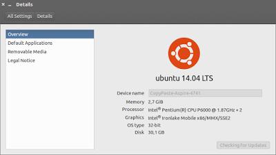 Cara Mengatasi Brightness Control Yang TIdak Bekerja di Ubuntu dan Linux Mint