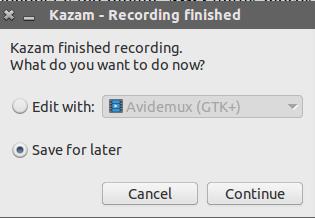 Cara Mudah Merekam Aktivitas Desktop Linux