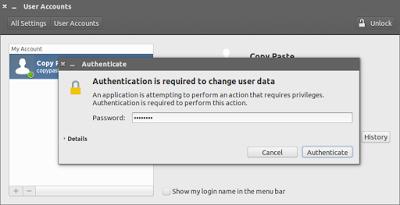 Cara Mudah Enable/Disable Automatic Login Di Ubuntu