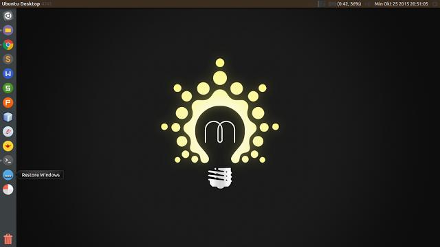 Cara Mudah Install Tema Dan Icon Numix Di Ubuntu
