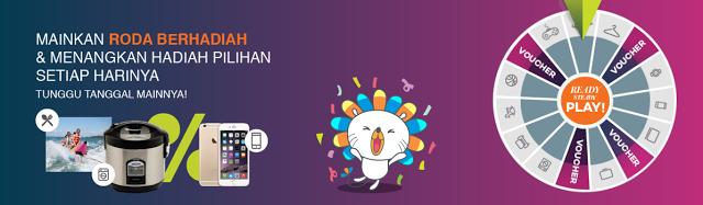 Online Revolution, Persembahan HarBolNas 2015 dari Lazada Indonesia