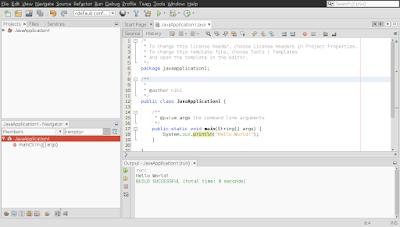 Cara Install NetBeans 8.1 IDE di Linux Ubuntu