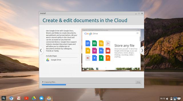 Cara Menginstall Chromixium OS Lengkap Dengan Gambar