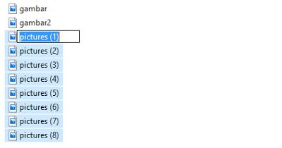 Tips Cara Rename Banyak File Sekaligus Di Windows Dengan Mudah