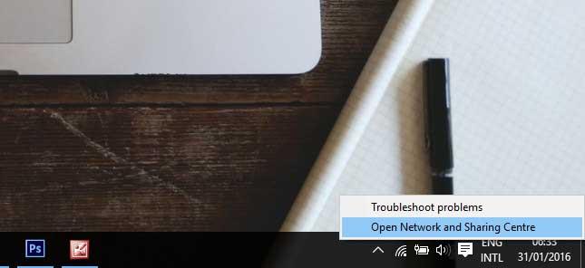 Sharing Koneksi Internet Wi-fi ke VirtualBox