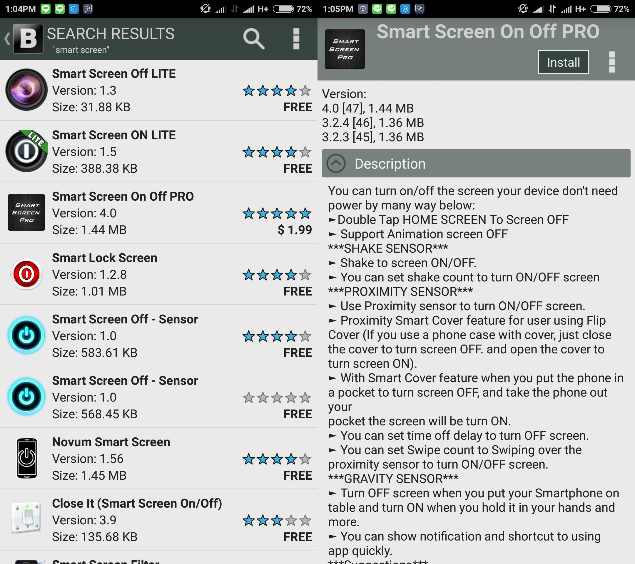 download install smart screen
