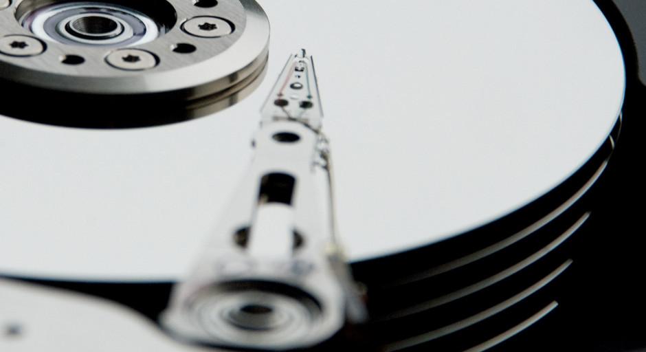 hard disk hard drive