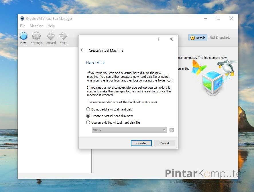 Cara Install Linux Ubuntu di VirtualBox (4)