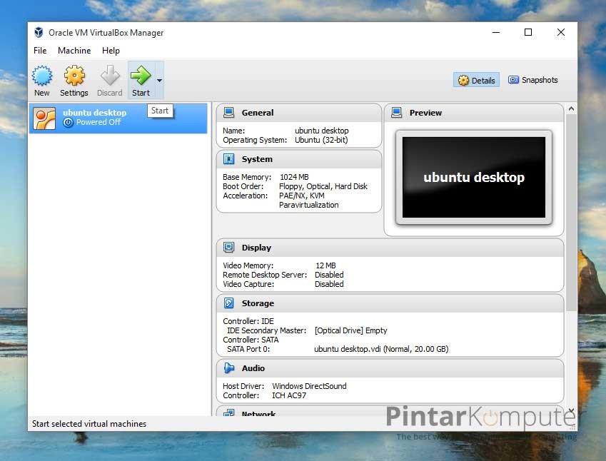 Cara Install Linux Ubuntu di VirtualBox (8)