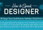 infografis desain grafis cover