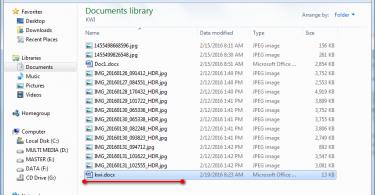 mengembalikan file terhapus 6