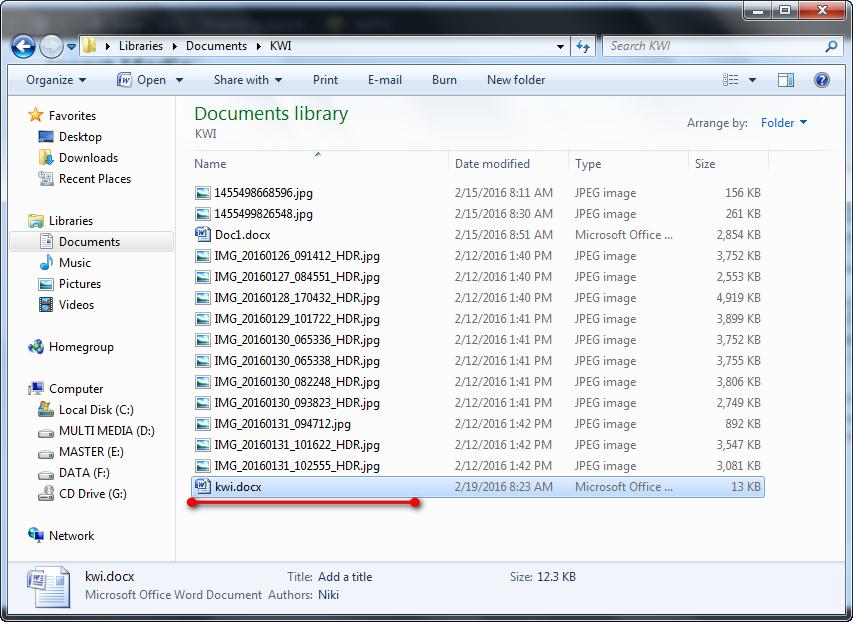 Cara Mengembalikan File Yang Terhapus Permanen Tanpa Software ...