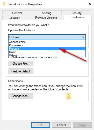 optimasi folder di Windows Explorer