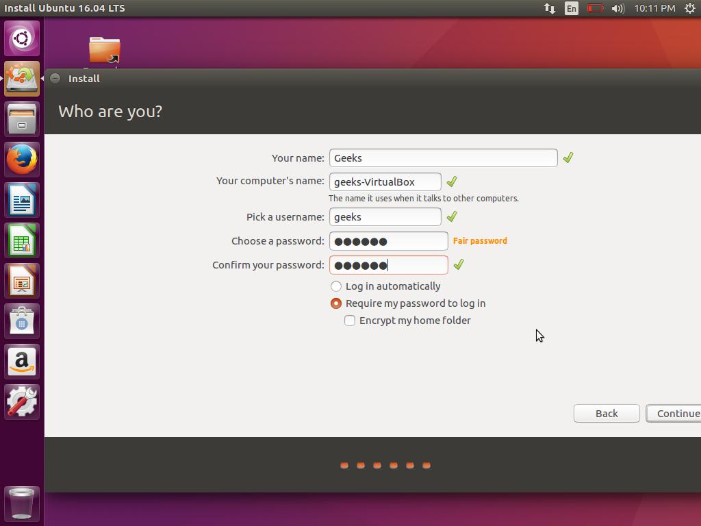 Cara Instal Ubuntu 16.04 LTS Xenial Xerus (17)