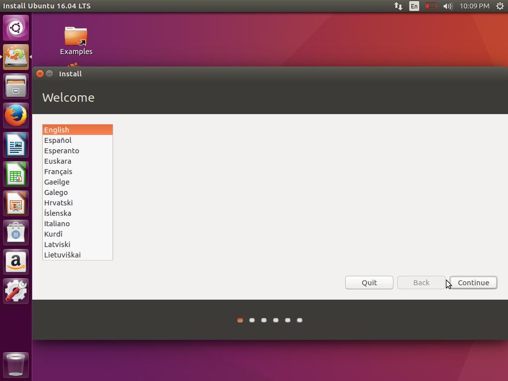 Cara Instal Ubuntu 16.04 LTS Xenial Xerus (4)