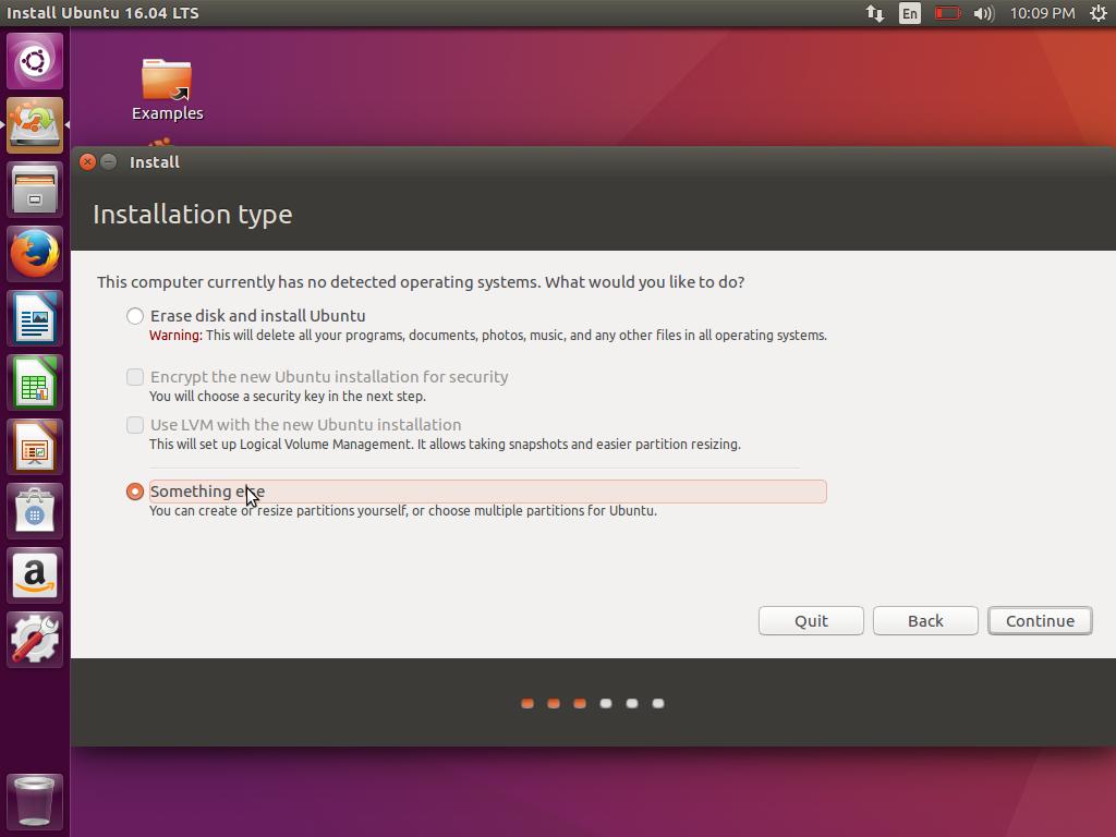 Cara Instal Ubuntu 16.04 LTS Xenial Xerus (6)