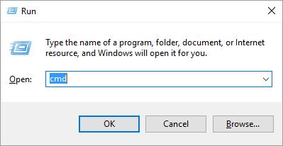 membuka command prompt 6