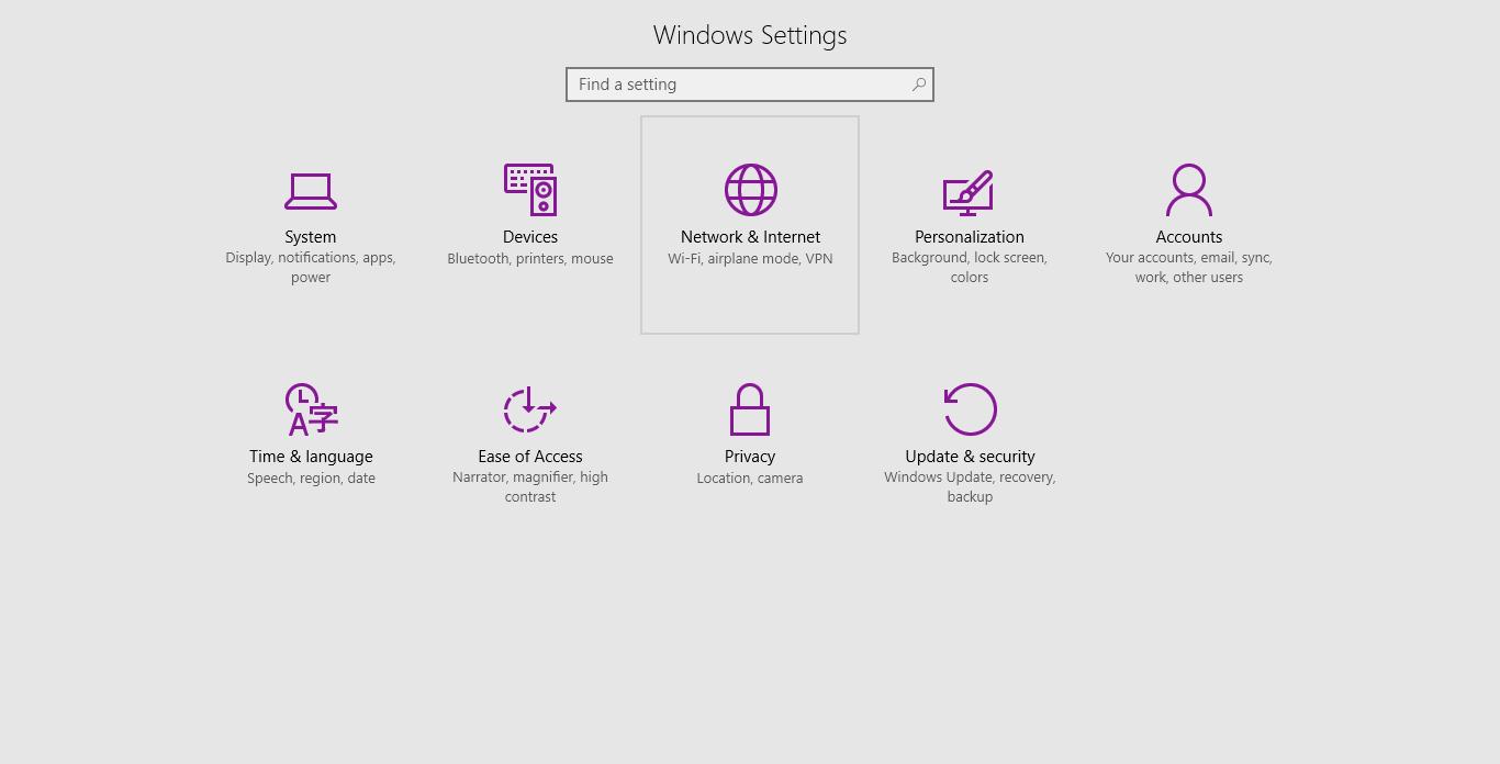 mobile hotspot windows 10 1