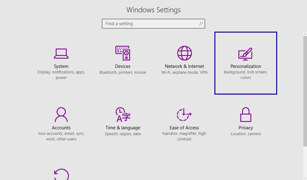 recent file list windows 10 setting