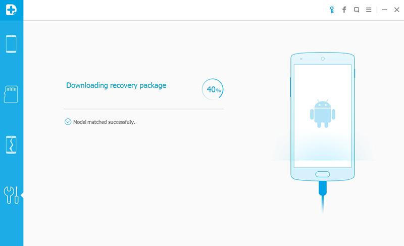 Membuka layar Samsung yang terkunci
