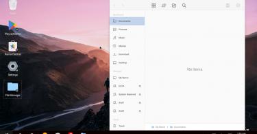 Desktop Remix OS