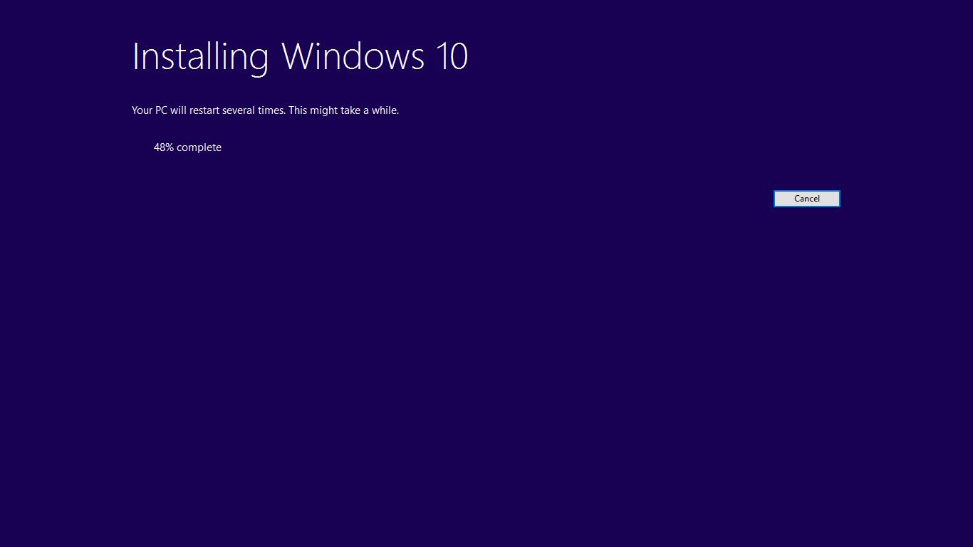 Cara Cepat Upgrade ke Windows 10 Creators Update Dengan File ISO