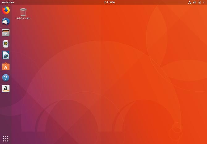 gnome ubuntu linux